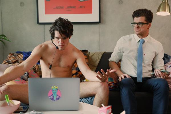 GayTV Recap: Walker (Episode 1x8) ~ DCs Men of the Moment